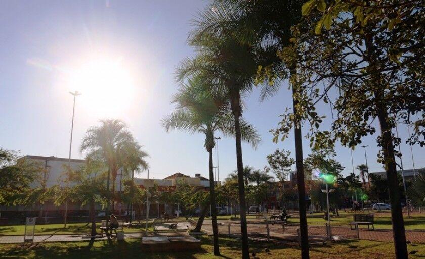 Praça Senador Ramez Tebet será palco do Sarau Cultural