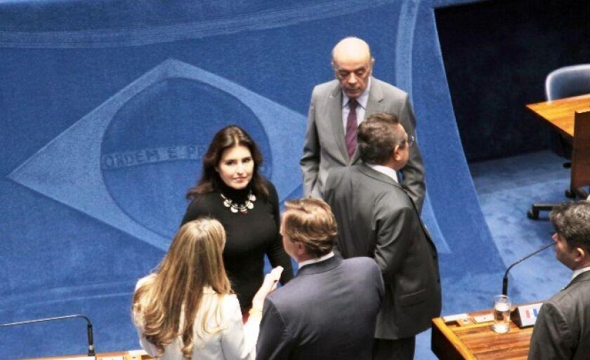Simone Tebet está entre os 'Cabeças do Congresso'