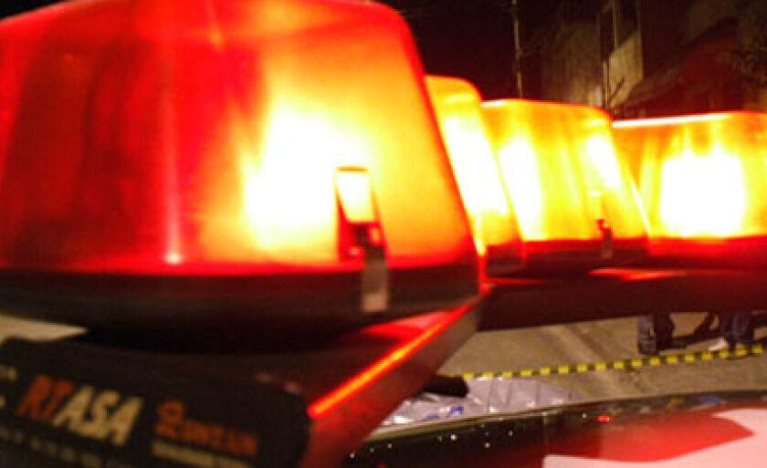 A mulher relatou que vem sofrendo várias agressões como tapas e murros, além de ameaças de morte