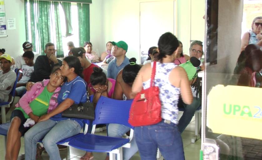 Por mês, cerca de 300 pessoas são atendidas na Unidade de Pronto Atendimento