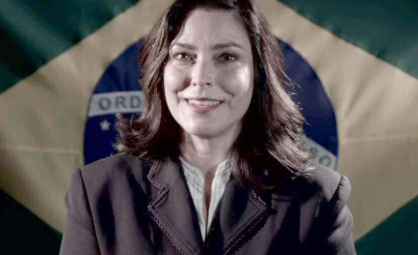 Jornalista Valéria Monteiro anunciou que será candidata à presidência da República em 2018