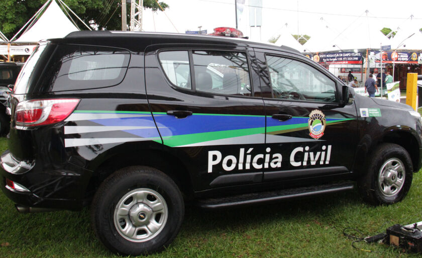 A Polícia Civil registrou o caso