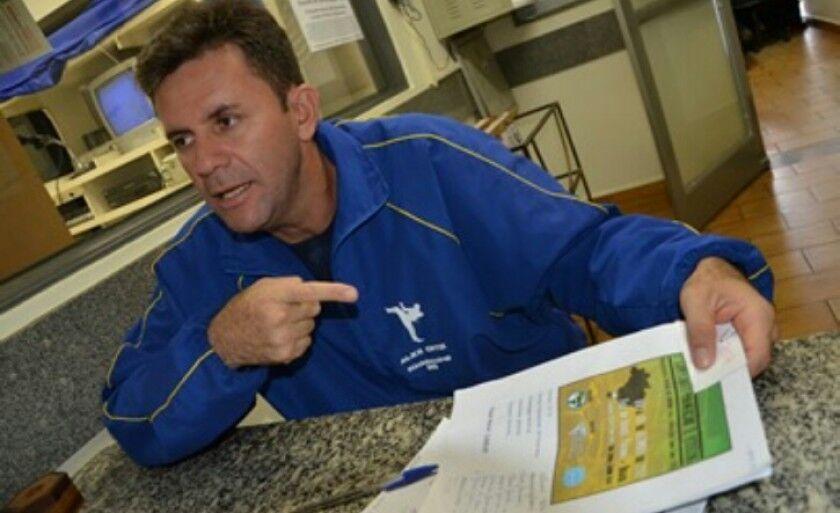 Alex Ortiz é medalhista em campeonato brasileiro de kickboxing
