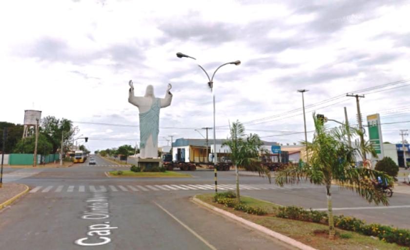 Avenida Olyntho Mancini será recapeada depois do Cristo