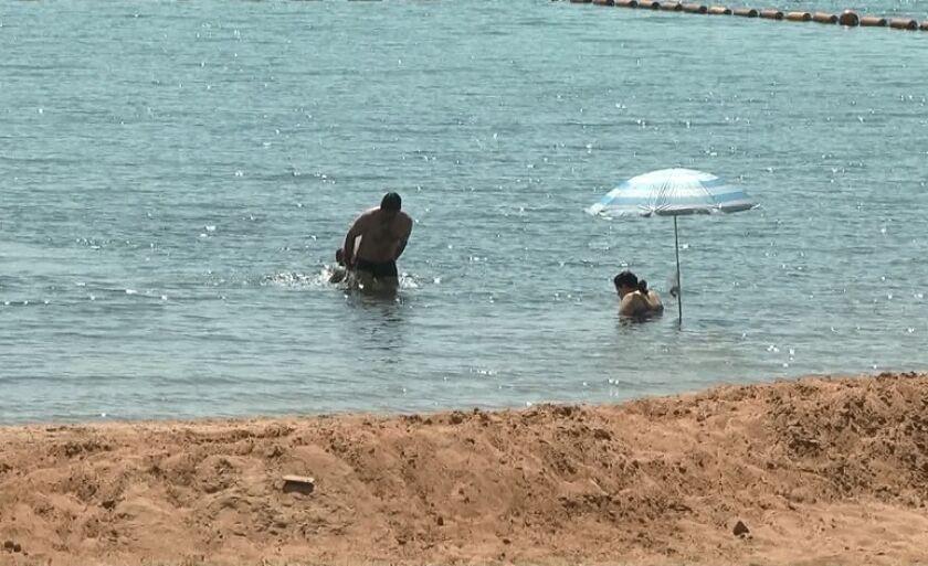 Bombeiros orientam para cuidados em rios e piscinas