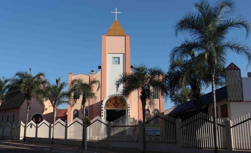 Crime ocorreu em frente à Paróquia de Santa Luzia