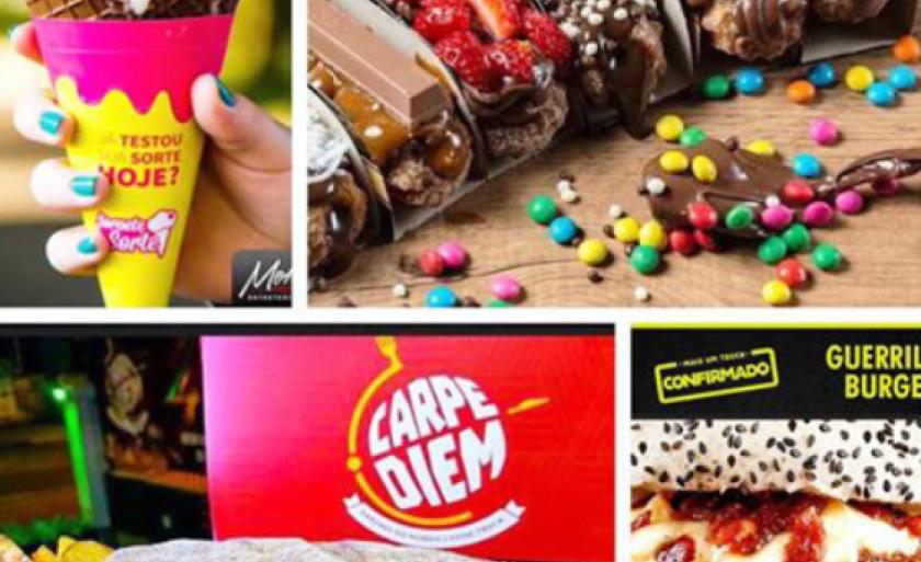 Festival gastronômico será realizado no espaço de eventos Arenamix