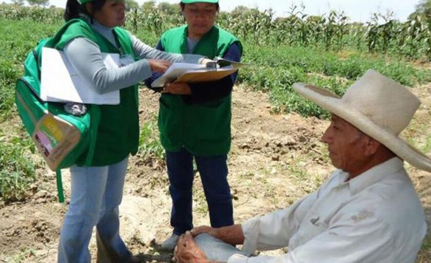 IBGE inicia pesquisa para o Censo Agropecuário