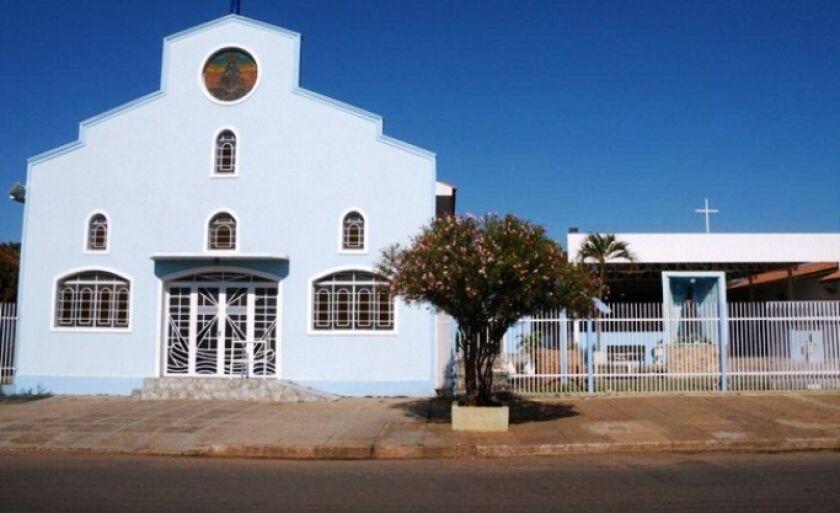 Paróquia realiza programação especial em comemoração a Padroeira do Brasil