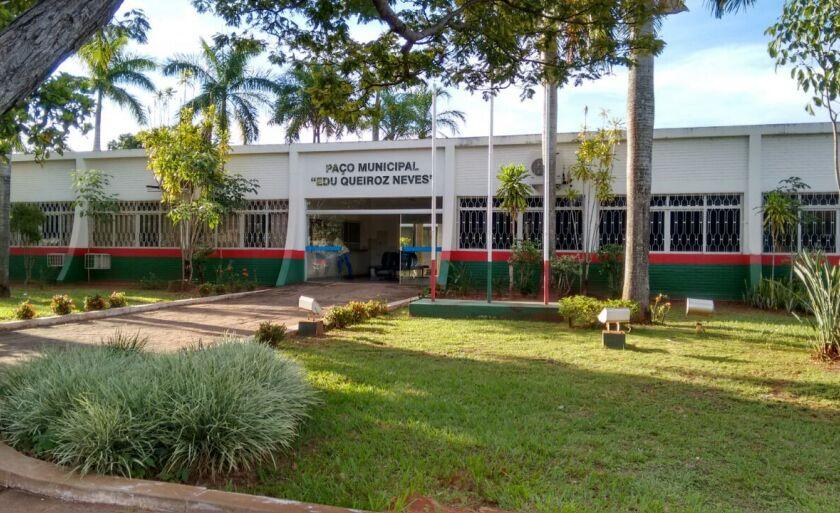 A Prefeitura de Paranaíba tem a receber R$ 28 milhões em dívidas