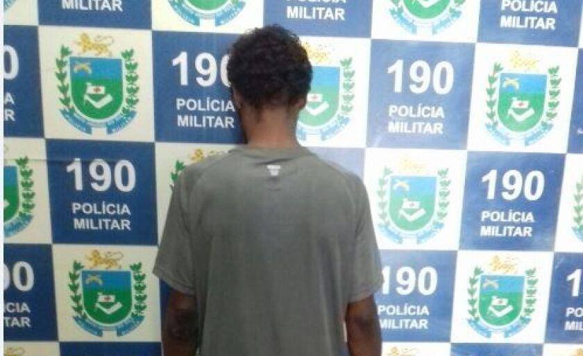 Os dois foram encaminhados para a Delegacia de Polícia Civil de Paranaíba