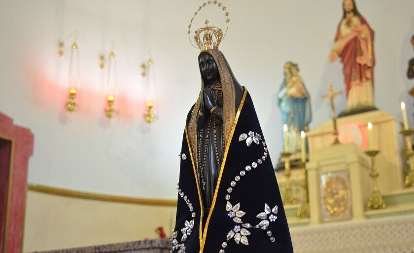 Igreja celebra jubileu de 300 anos da Padroeira do Brasil
