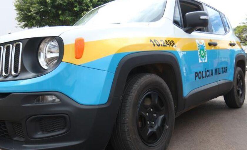 A equipe da Rádio Patrulha da Polícia Militar foi até o estabelecimento