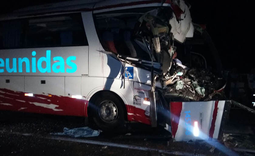As causas do acidente serão apuradas em inquérito pela Polícia Civil
