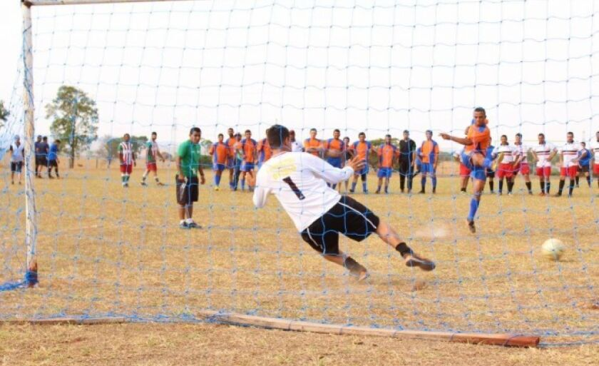 segundo jogo foi entre Juventude e Vila Nova (Raimundo) que perdeu de 4 X 0