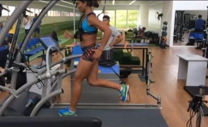Silvania Costa disputou os Jogos Paralímpicos de 2016 e trouxe medalha de ouro para Três Lagoas