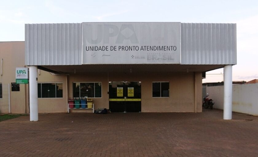 O caso aconteceu na enfermaria da UPA em Três Lagoas