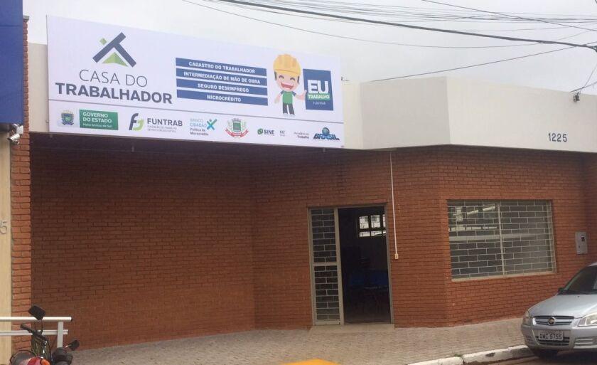 Os interessados devem comparecer a partir das 7h30 na agência rua Barão do Rio Branco, 1.225, Centro