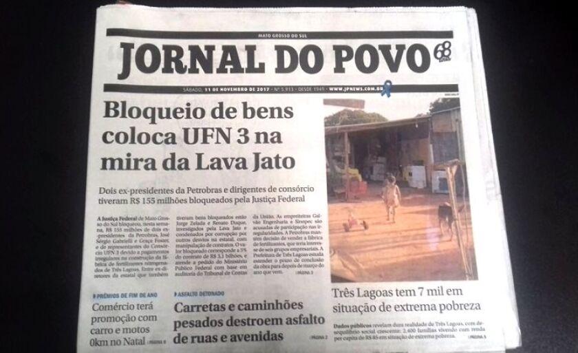 Editorial do Jornal do Povo deste sábado aborda reformas adotadas pelos governos federal, estadual e municipal