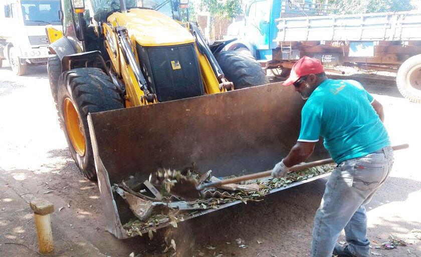 Operação Limpando a Pátria foi realizada em setembro na cidade de Brasilândia