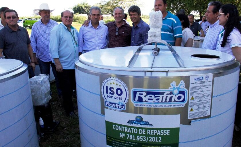 Governo do Estado entregou 26 equipamentos para famílias rurais de 23 municípios