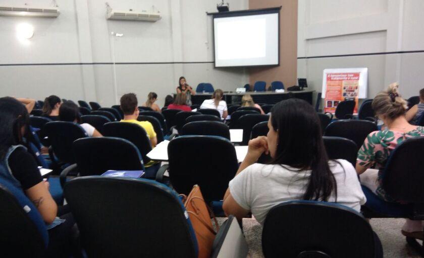 Além de Paranaíba participou do evento profissionais de Aparecida do Taboado, Cassilândia e Inocência