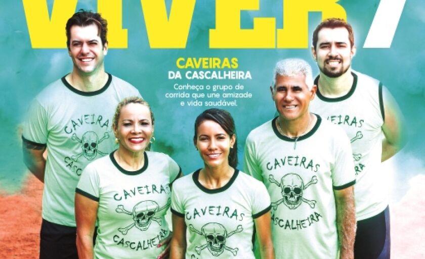 Capa da edição deste mês da Revista Viver 7