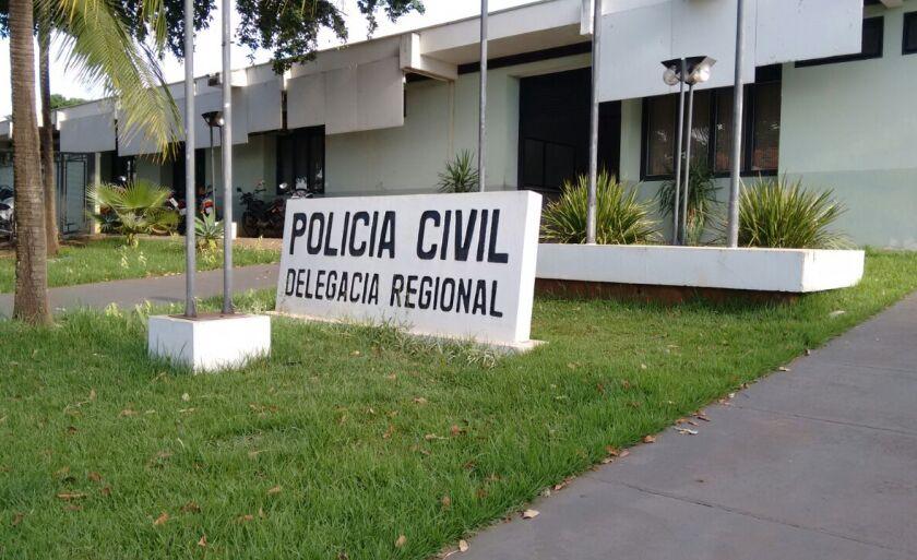 O caso foi registrado como ameaça e violência doméstica.