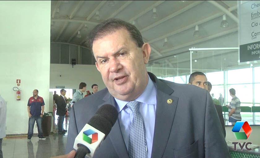 """Decisão sobre candidatura será tomada após negociações internas do MDB e """"cenário político"""""""