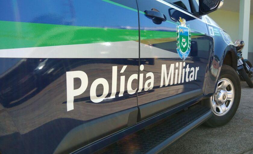 Diante do fato foi dada voz de prisão homem que foi levado para a Delegacia de Polícia Civil