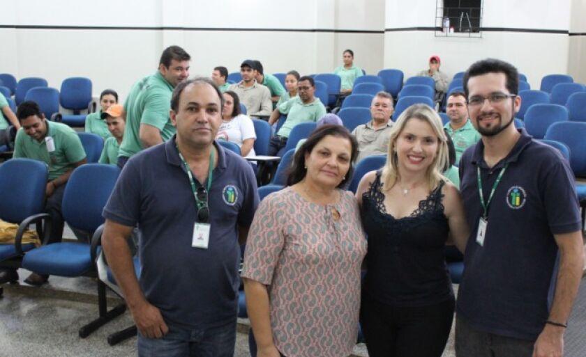 Durante evento no auditório da UEMS (Universidade Estadual de Mato Grosso do Sul) técnicos da Secretaria de Estado de Saúde explicaram os termos do novo sistema
