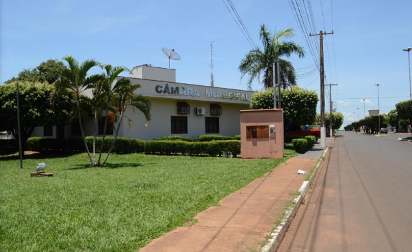 Câmara Municipal de Aparecida do Taboado
