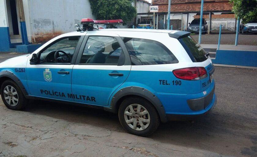 O furto ocorreu na rua Antônio Bergantini, no Centro