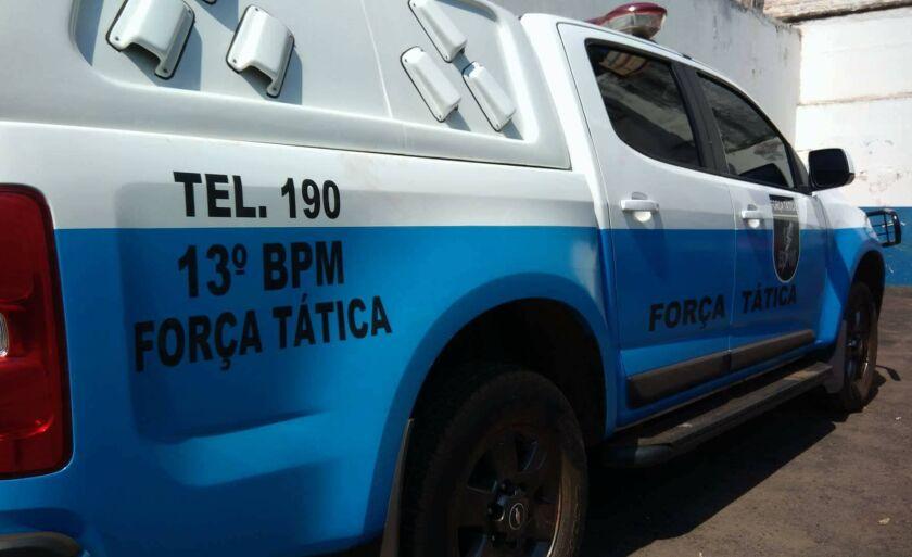 O caso ocorreu na rua Cassilândia, no bairro Santo Antônio