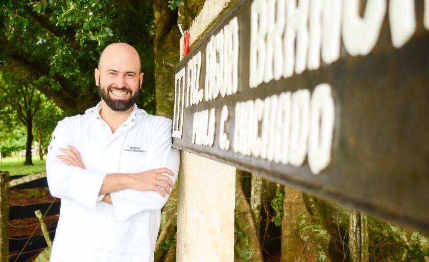Semanalmente o Chef Paulo Machado vai estar na CBN dando dicas de culinária.