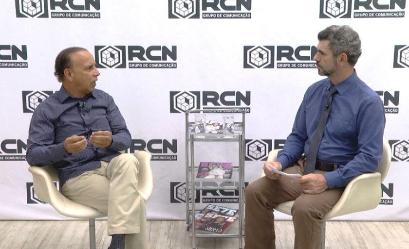 Antônio Alves de Souza, o Toninho da Daterra, deu entrevista, neste semana, ao Cenário RCN