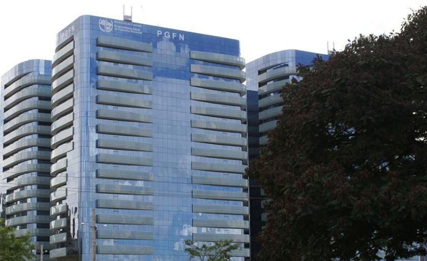 Prédio da Procuradoria-Geral da Fazenda Nacional, em Brasília