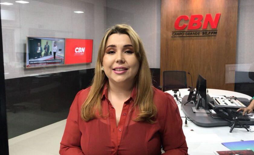 Jornalista Vivian Krajewski, fala dos destaques do RCN Notícias