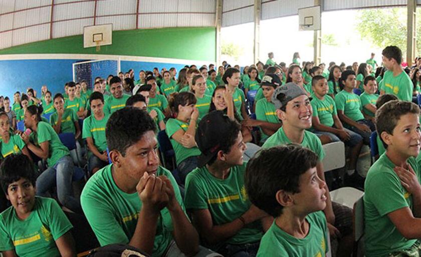 Em Campo Grande são mais de 60 mil estudantes nas 79 escolas estaduais