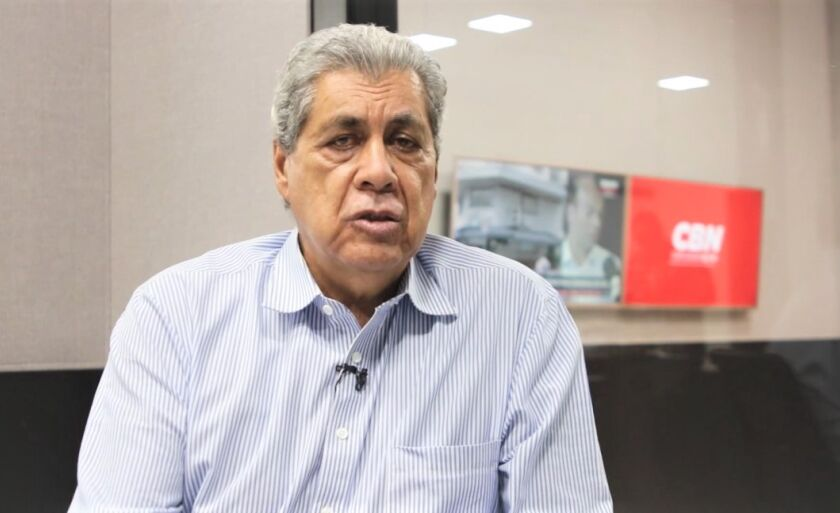 André Puccinelli concedeu entrevista exclusiva à Rádio CBN Campo Grande