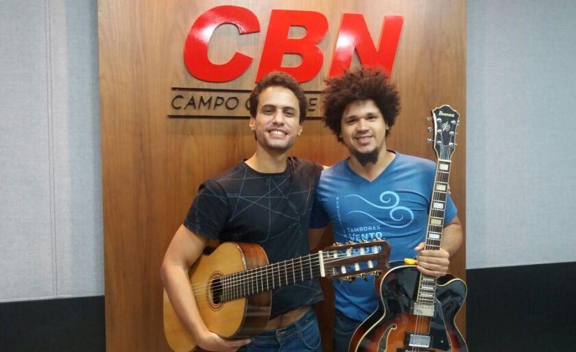 Júlio Borba e Gabriel de Andrade