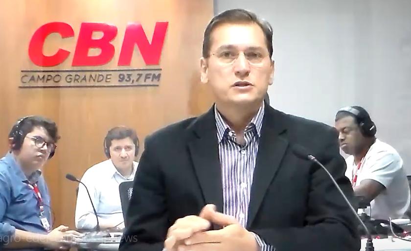 Éder Campos apresenta o Boletim CBN Agro