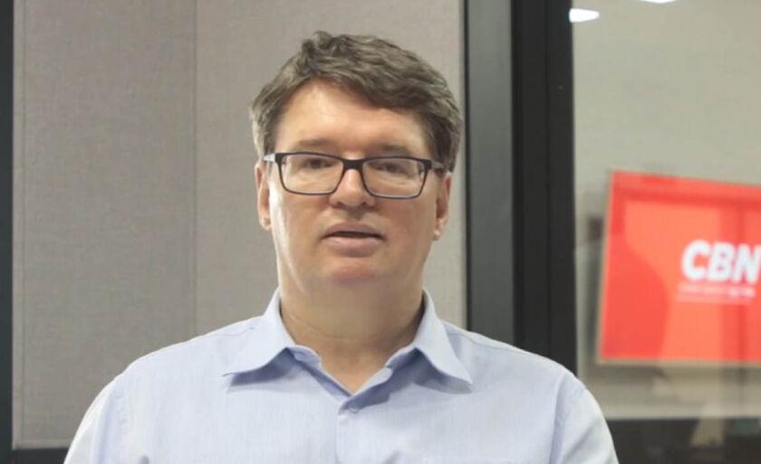 Édson Holzman: 'Esse projeto é uma oportunidade para o empresário externar seu ponto de vista e também da classe que representa'
