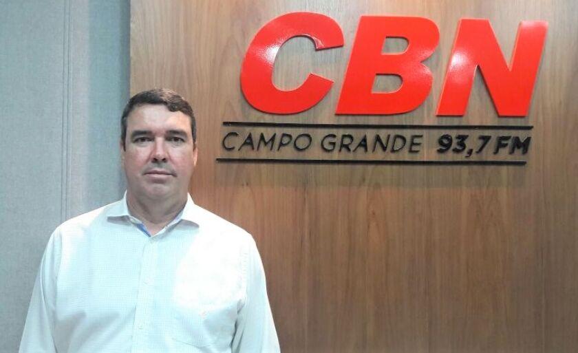 Eduardo Riedel é secretário de governo de Mato Grosso do Sul.