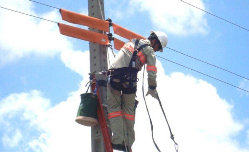 A Energisa, concessionária de energia elétrica em Paranaíba, informa que fará desligamento programado da rede no próximo dia 15