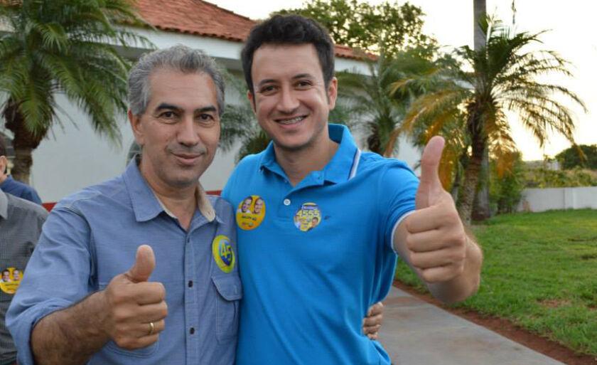 Fredson ocupará um cargo no Governo do Estado, a convite do governador Reinaldo Azambuja