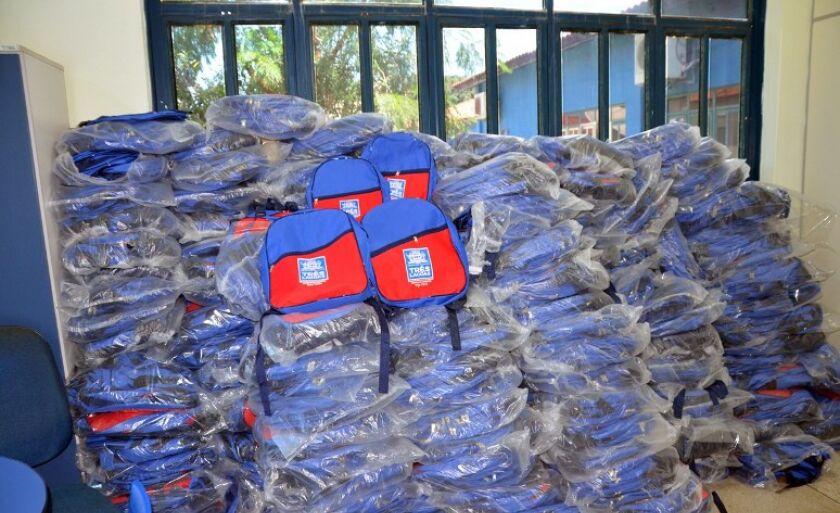 Material escolar em Três Lagoas começará a ser entregue em duas unidades