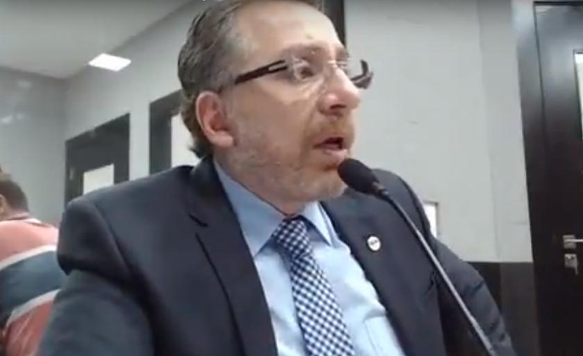 Presidente da OAB-MS, advogado Mansour Karmouche