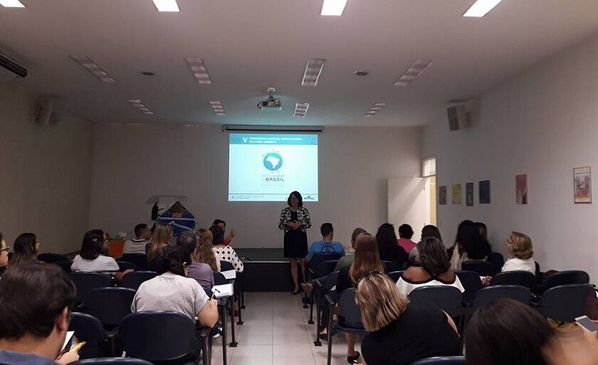 Conferência é dividida em três etapas: nas escolas; estadual, em Campo Grande e nacional, em Brasília