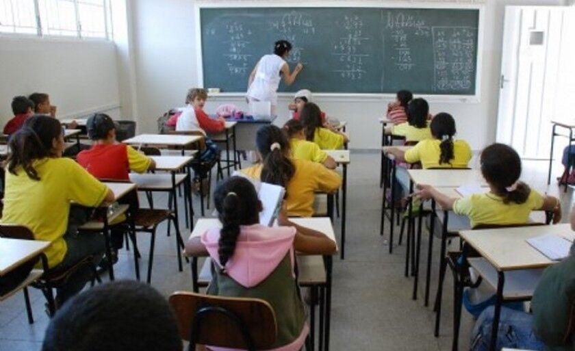 Governo divulgou lista com mais de 10 mil inscritos para dar aulas nas escolas estaduais